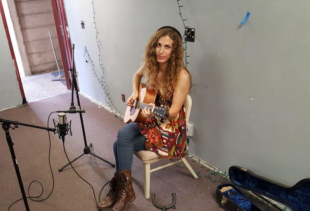Melody Bird on KCSB 91.9 FM - Santa Barbara
